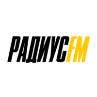 Logo of radio station Радио Радиус FM