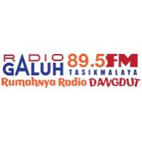 Logo de la radio Radio Galuh 89.5 FM