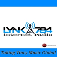 Logo of radio station LYNK 784 Radio