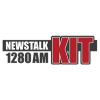 Logo of radio station News Talk KIT 1280
