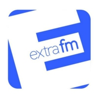 Logo of radio station Extra FM