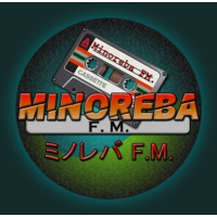 Logo of radio station Minoreba FM
