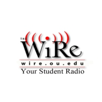 Logo of radio station The Wire Student Radio