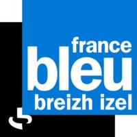 Logo of radio station France Bleu Breizh Izel