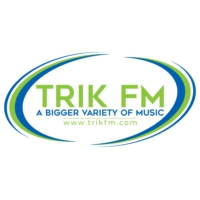 Logo of radio station TRIK FM