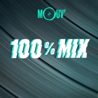 Logo of radio station Mouv' 100% MIX