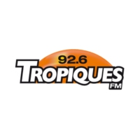 Logo of radio station Tropiques FM