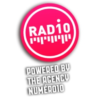 Logo of radio station Radio10