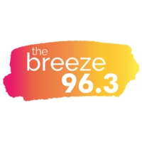 Logo de la radio CKRA-FM 96.3 The Breeze