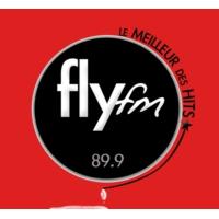 Logo of radio station FlyFM