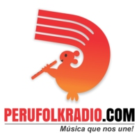 Logo of radio station Peru Folk Radio