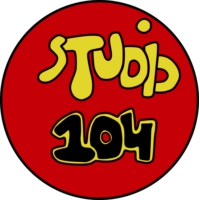 Logo of radio station Studio 104