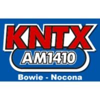 Logo of radio station KNTX AM 1410