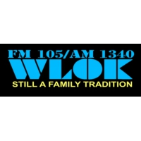 Logo of radio station WLOK 1340