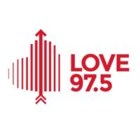 Logo de la radio Love Radio 97.5