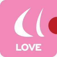 Logo de la radio Tendance Ouest - Love