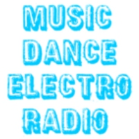Logo of radio station Music Dance Electro Radio