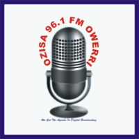 Logo of radio station ozisa 96.1 fm