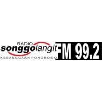 Logo of radio station songgolangitFM