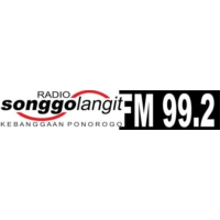 Logo of radio station songgolangitFM