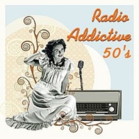 Logo of radio station Addictive 50s