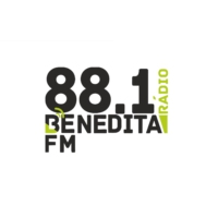 Logo de la radio Rádio Benedita FM