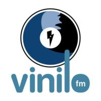 Logo of radio station Vinilo FM Radio