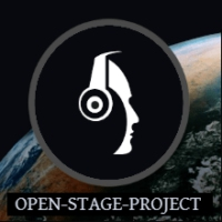Logo of radio station Open Stage on MixLive.ie