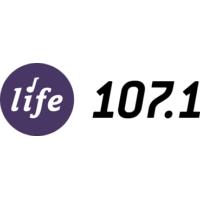 Logo de la radio KNWI LIFE 107.1