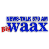 Logo de la radio WAAX News-Talk AM 570