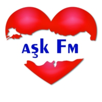Logo of radio station Aşk Fm