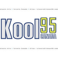 Logo of radio station Kool 95 | Toronto Canada