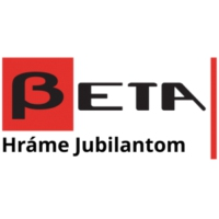 Logo of radio station Rádio Beta - Hráme Jubilantom