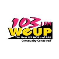 Logo of radio station WEUP 103.1 FM
