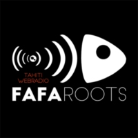 Logo of radio station FAFAROOTS