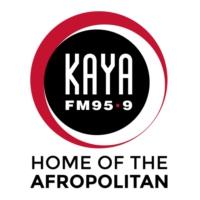 Logo of radio station Kaya FM