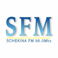 Logo of radio station SCHEKINAFM