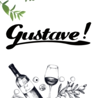 Logo de la radio Gustave ! Radio
