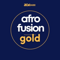 Logo de la radio BOX : Afrofusion Gold