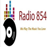 Logo of radio station Radio 854