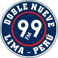 Logo of radio station Radio Doble Nueve