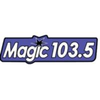 Logo of radio station CKRC-FM Magic 103