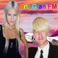 Logo of radio station ARTI GIAN FM