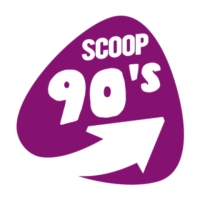 Logo of radio station Radio SCOOP 100% Années 90