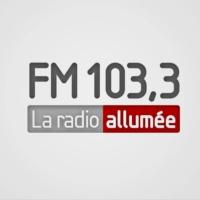 Logo of radio station CHAA-FM  FM 103.3