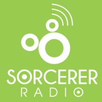Logo of radio station Sorcerer Radio