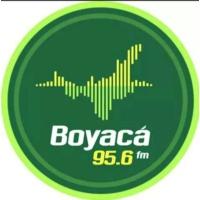 Logo de la radio Boyacá Noticias 95.6FM