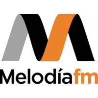 Logo of radio station Melodía FM