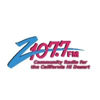 Logo de la radio KCDZ Z107.7