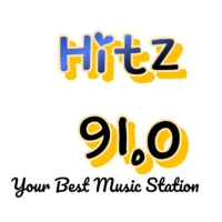 Logo of radio station HITZ 91.0